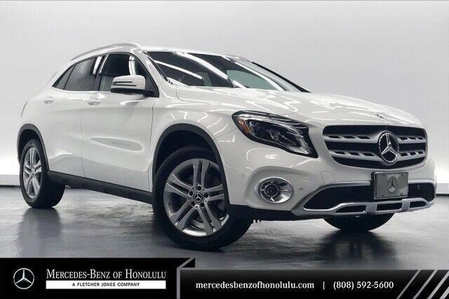 2018 Mercedes-Benz GLA for sale in Honolulu, HI