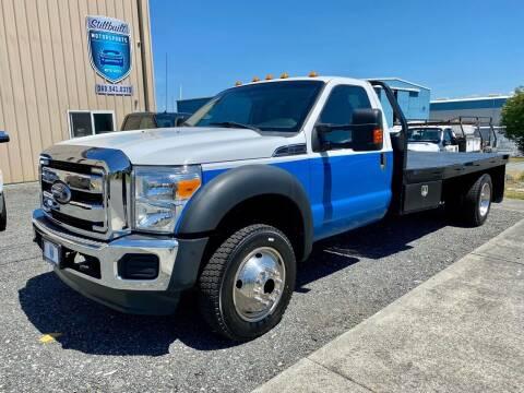 2012 Ford F-450 Super Duty for sale at STILLBUILT MOTORSPORTS in Anacortes WA