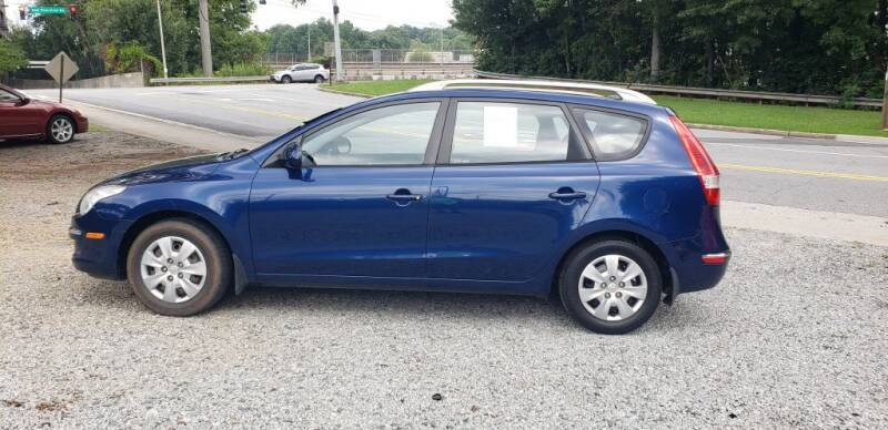 2011 Hyundai Elantra Touring for sale at On The Road Again Auto Sales in Doraville GA