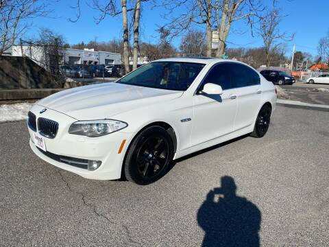 2013 BMW 5 Series for sale at ANDONI AUTO SALES in Worcester MA