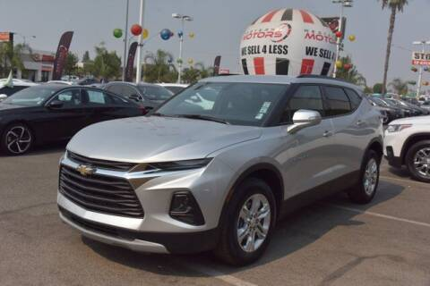 2020 Chevrolet Blazer for sale at Choice Motors in Merced CA