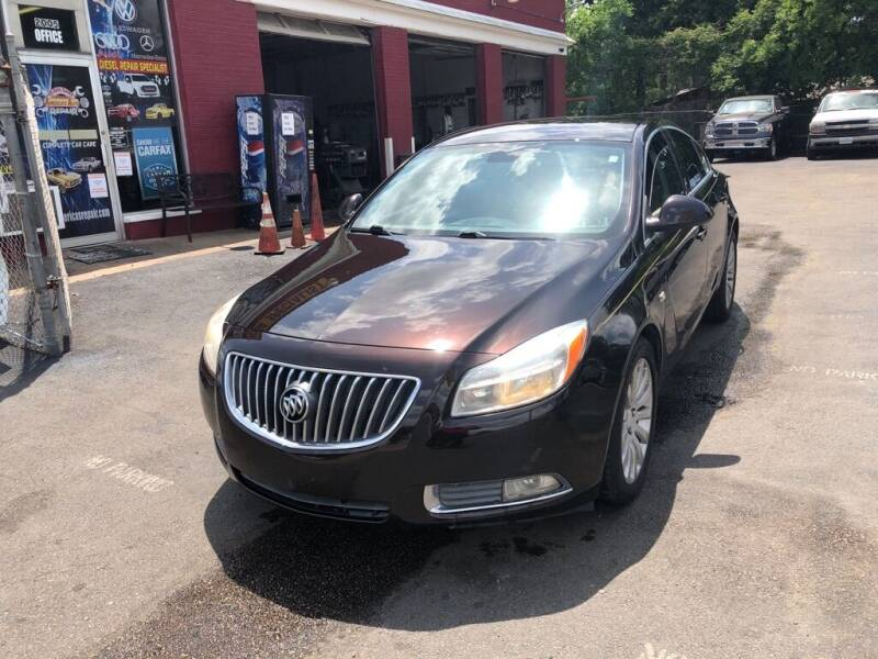 2011 Buick Regal for sale at 4 Girls Auto Sales in Houston TX