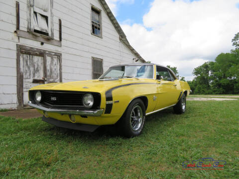 1969 Chevrolet Camaro for sale at SelectClassicCars.com in Hiram GA