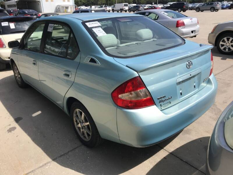 2003 Toyota Prius for sale at Krifer Auto LLC in Sarasota FL