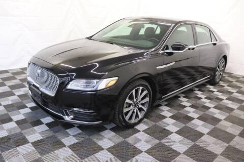 2017 Lincoln Continental for sale at AH Ride & Pride Auto Group in Akron OH