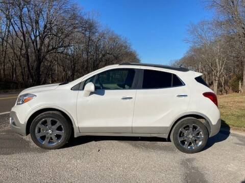 2013 Buick Encore for sale at Varco Motors LLC - Inventory in Denison KS