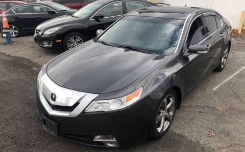 2009 Acura TL for sale at Washington Auto Repair in Washington NJ