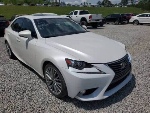 2016 Lexus IS 200t for sale at Hickory Used Car Superstore in Hickory NC