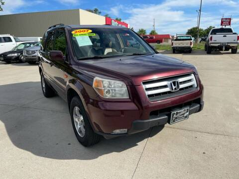 2007 Honda Pilot for sale at Zacatecas Motors Corp in Des Moines IA