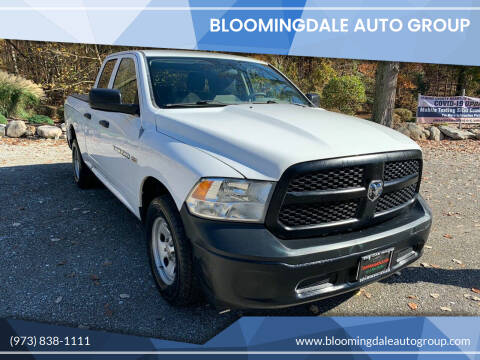 2012 RAM Ram Pickup 1500 for sale at Bloomingdale Auto Group in Bloomingdale NJ