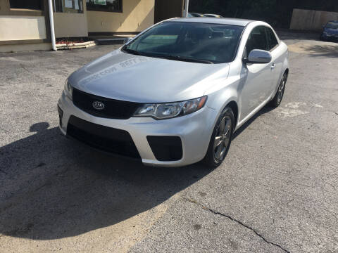2012 Kia Forte Koup for sale at Beach Cars in Fort Walton Beach FL