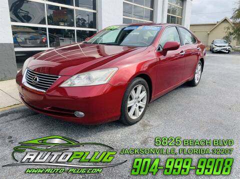 2009 Lexus ES 350 for sale at AUTO PLUG in Jacksonville FL