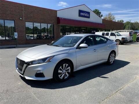2020 Nissan Altima for sale at Impex Auto Sales in Greensboro NC