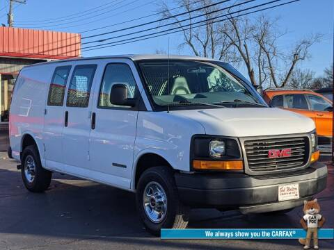 2006 GMC Savana Cargo for sale at Bob Walters Linton Motors in Linton IN