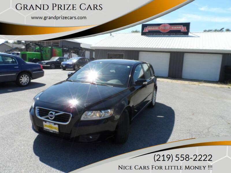 2011 Volvo V50 for sale at Grand Prize Cars in Cedar Lake IN