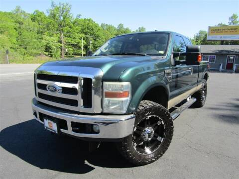 2008 Ford F-250 Super Duty for sale at Guarantee Automaxx in Stafford VA