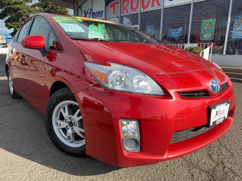 2010 Toyota Prius for sale at Xtreme Truck Sales in Woodburn OR