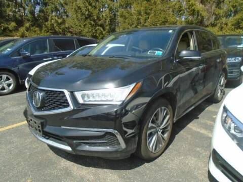 2017 Acura MDX for sale at Advantage Auto Brokers in Hasbrouck Heights NJ