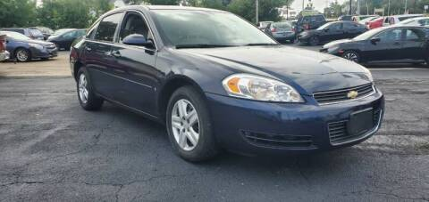 2007 Chevrolet Impala for sale at Wyss Auto in Oak Creek WI