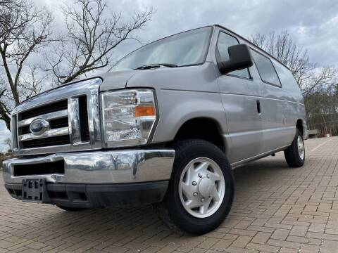 2008 Ford E-Series Cargo for sale at JES Auto Sales LLC in Fairburn GA
