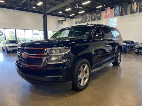2015 Chevrolet Suburban for sale at CarNova in Sterling Heights MI
