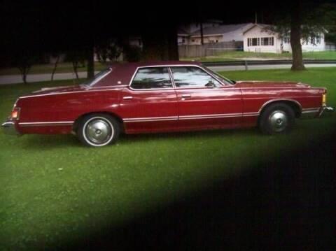 1977 Mercury Grand Marquis for sale at Classic Car Deals in Cadillac MI