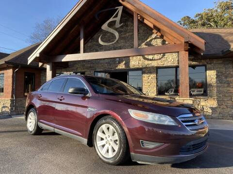 2011 Ford Taurus for sale at Auto Solutions in Maryville TN