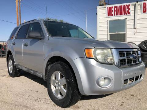 2010 Ford Escape for sale at Eastside Auto Sales in El Paso TX