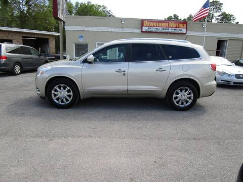 2015 Buick Enclave for sale at DERIK HARE in Milton FL