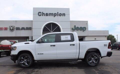 2021 RAM Ram Pickup 1500 for sale at Champion Chevrolet in Athens AL