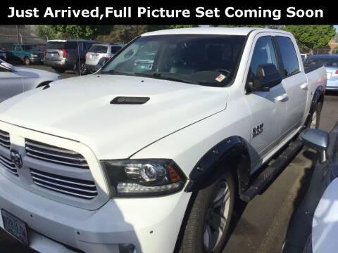 2015 RAM Ram Pickup 1500 for sale at Royal Moore Custom Finance in Hillsboro OR