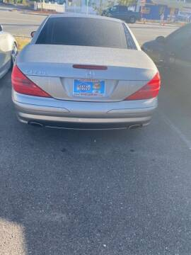 2004 Mercedes-Benz SL-Class for sale at Good Clean Cars in Melbourne FL