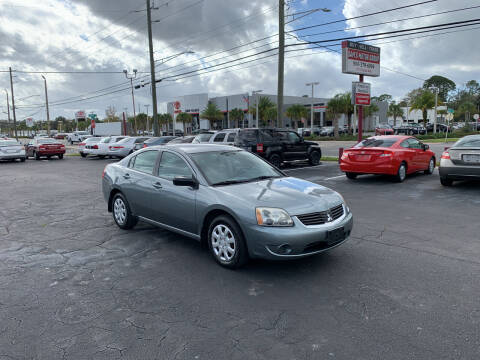2007 Mitsubishi Galant for sale at Sam's Motor Group in Jacksonville FL