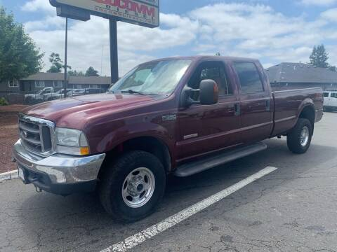 2004 Ford F-350 Super Duty for sale at South Commercial Auto Sales in Salem OR