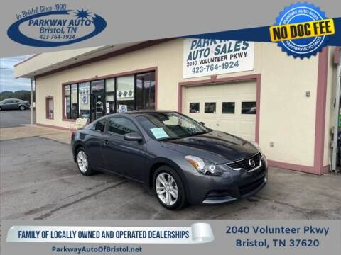 2013 Nissan Altima for sale at PARKWAY AUTO SALES OF BRISTOL in Bristol TN