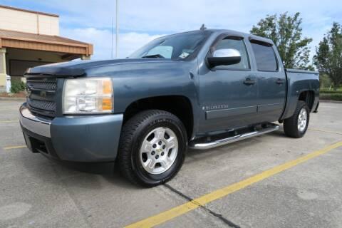 2008 Chevrolet Silverado 1500 for sale at Louisiana Truck Source, LLC in Houma LA