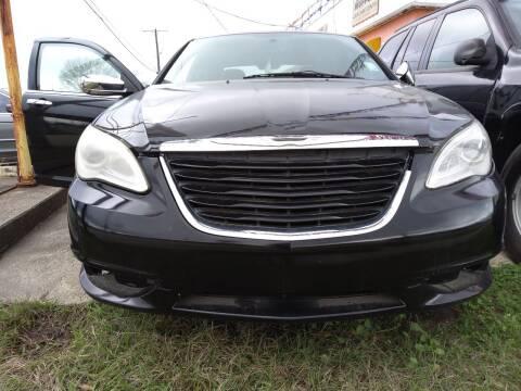 2012 Chrysler 200 for sale at Best Auto Sales in Baton Rouge LA