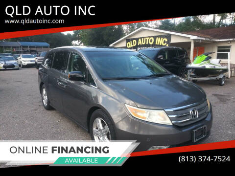 2011 Honda Odyssey for sale at QLD AUTO INC in Tampa FL