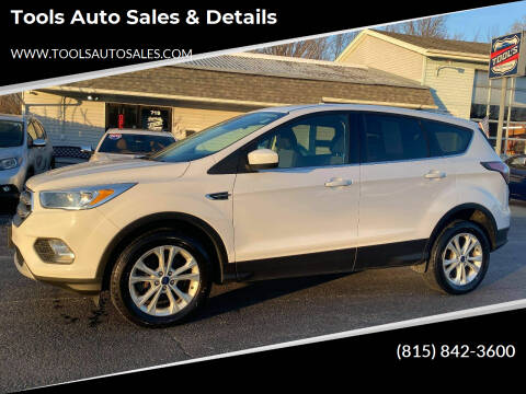 2017 Ford Escape for sale at Tools Auto Sales & Details in Pontiac IL