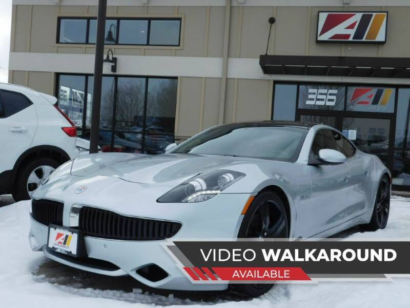 2012 Fisker Karma for sale at Auto Assets in Powell OH