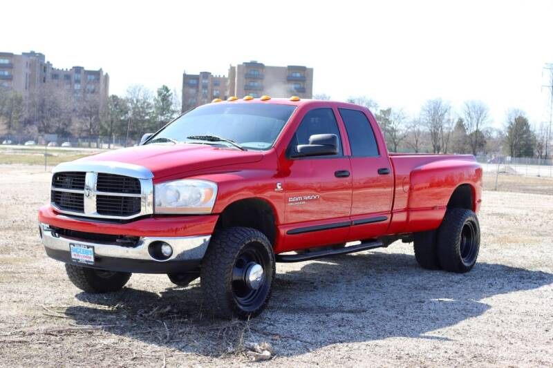 2006 Dodge Ram Pickup 3500 for sale at Siglers Auto Center in Skokie IL