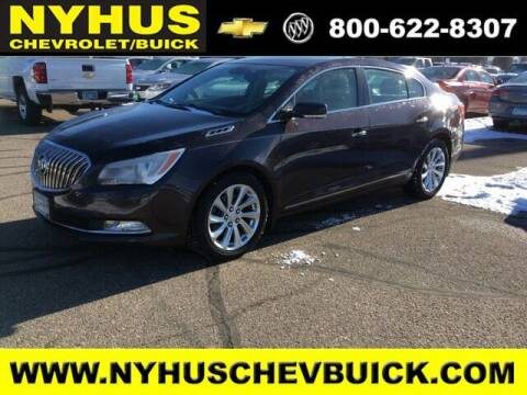2014 Buick LaCrosse for sale at Nyhus Chevrolet Buick in Staples MN