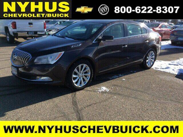 2014 Buick LaCrosse Leather 4dr Sedan - Staples MN
