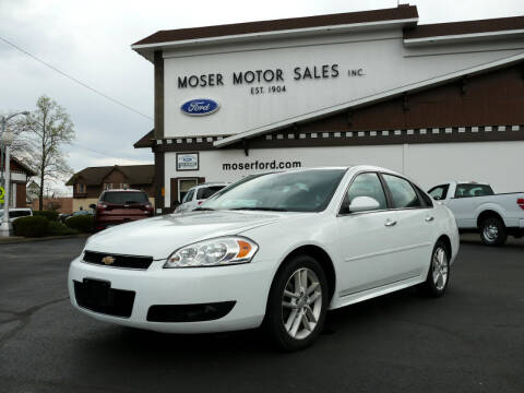 2016 Chevrolet Impala Limited for sale at Moser Motors Of Portland in Portland IN