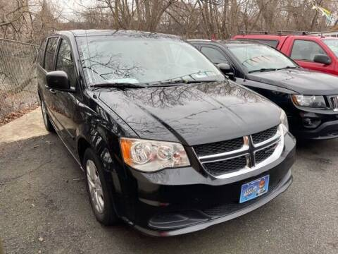 2014 Dodge Grand Caravan for sale at BUY RITE AUTO MALL LLC in Garfield NJ