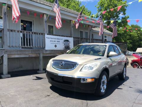 2008 Buick Enclave for sale at Flash Ryd Auto Sales in Kansas City KS