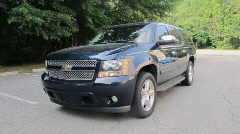 2007 Chevrolet Suburban for sale at Best Import Auto Sales Inc. in Raleigh NC