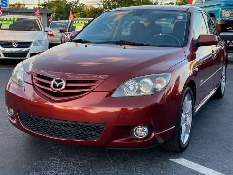 2006 Mazda MAZDA3 for sale at KD's Auto Sales in Pompano Beach FL