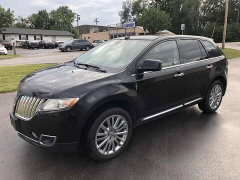 2011 Lincoln MKX for sale at Auto Hub in Grandview MO