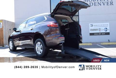 2018 Buick Enclave for sale at CO Fleet & Mobility in Denver CO